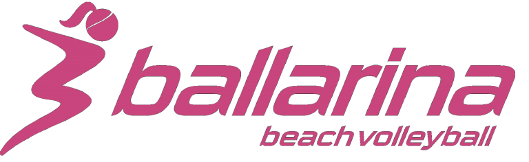 Logo ballarina Beachvolleyball